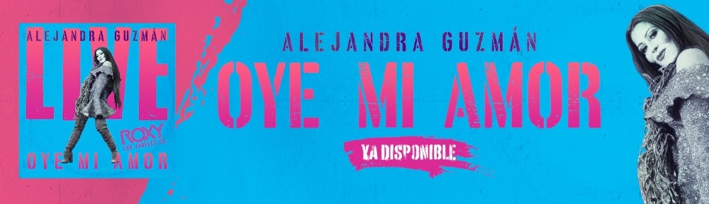 AleGuzman.com :: Alejandra Guzman